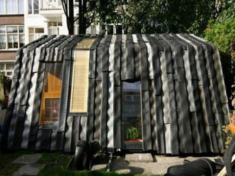 Five Coolest Homes Made Using Recycled Vehicles Ecofriend
