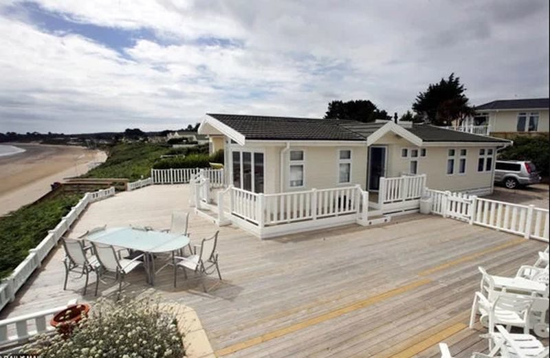 Britain's most expensive mobile homes