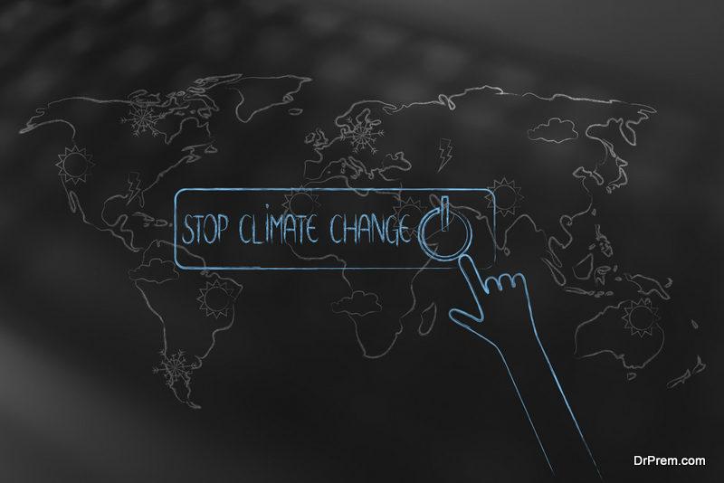 Combat climatic changes
