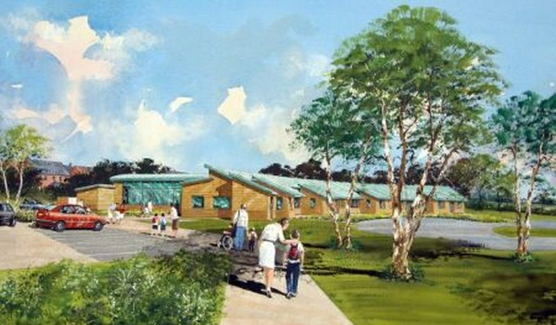 Eco-friendly primary school, Leicestershire