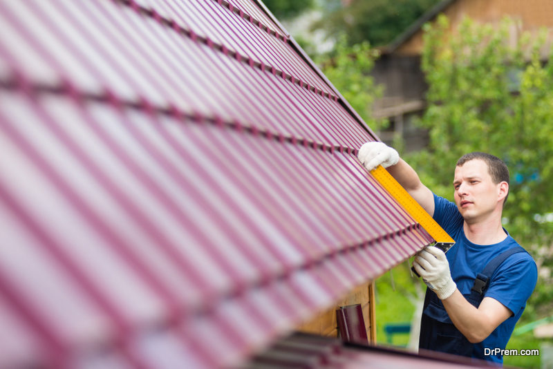 Improve your roofs