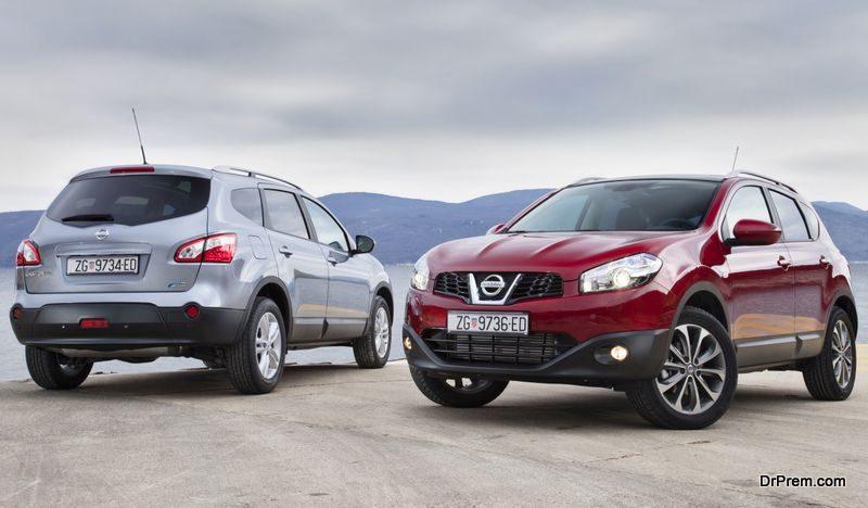 Nissan's basic manufacture warranty
