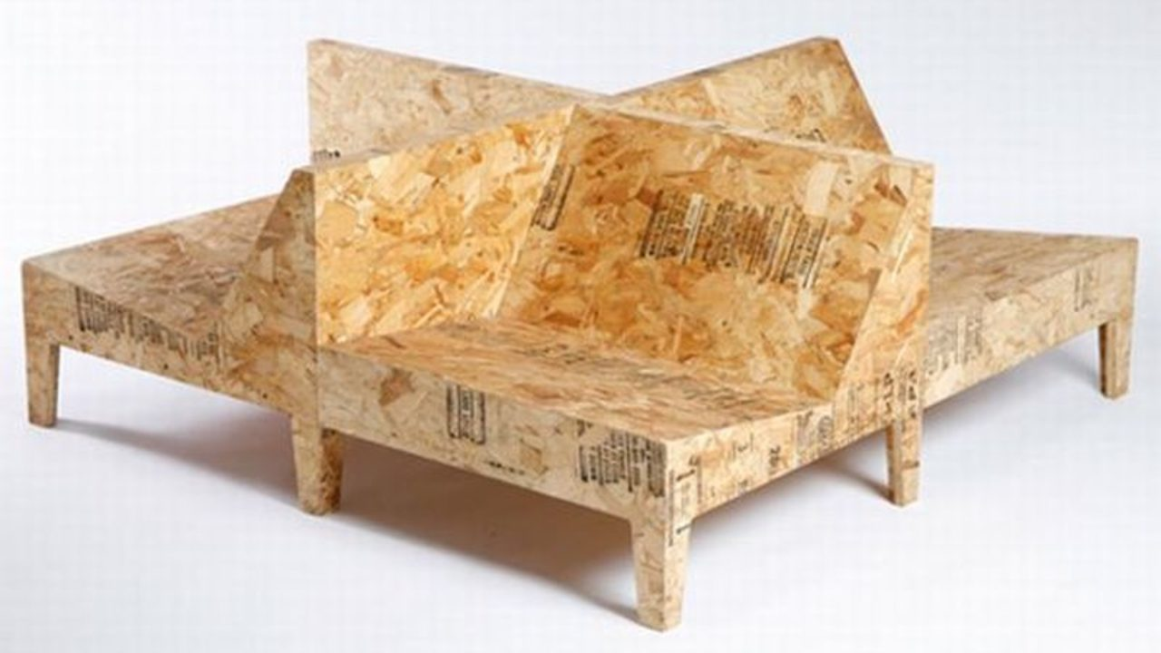 Seven Eco Friendly Furniture Units