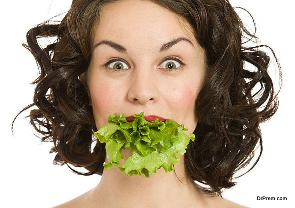 Being a vegetarian