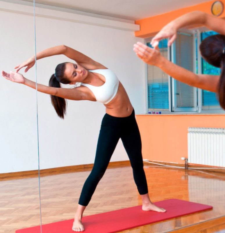Activity Mirror Gym & Dance