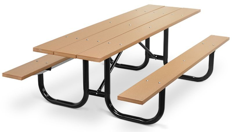 Belson Outdoors' Recycled Plastic tables