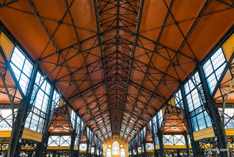 Visit the Great Market Hall