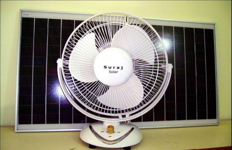 How to Make A Solar Fan