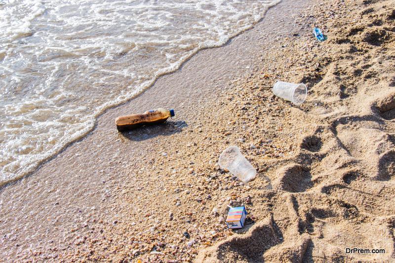 reduce plastic pollution in oceans