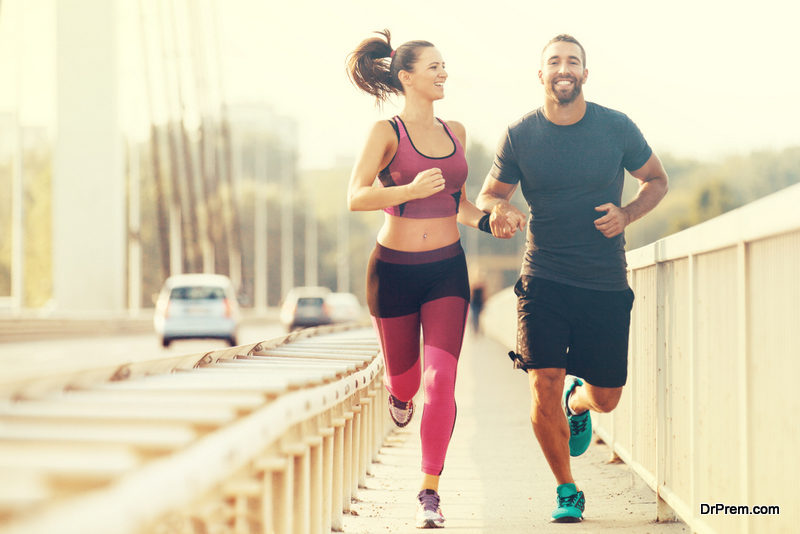 Walking with friends improve stress resilience
