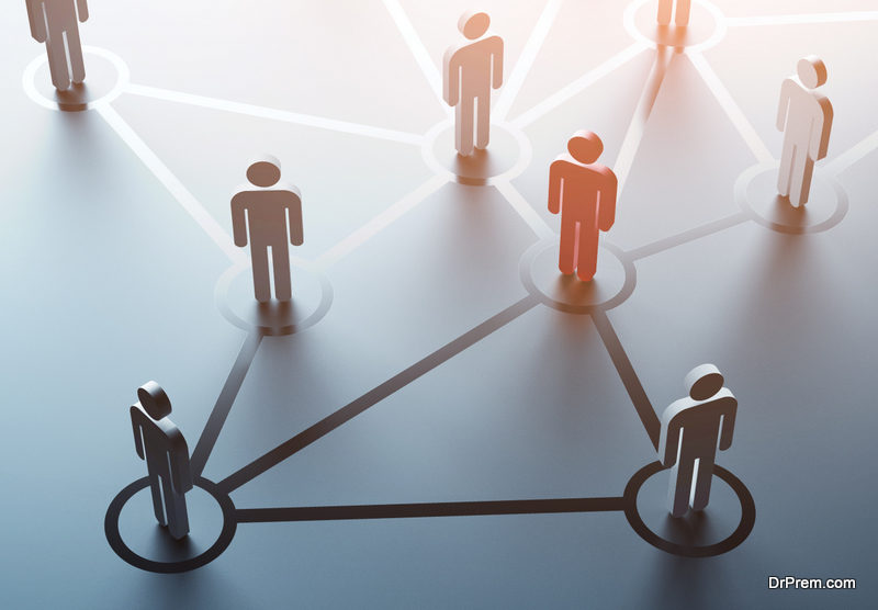 Network with the other event organizers