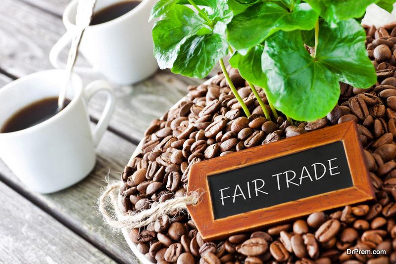 fair-trade goods
