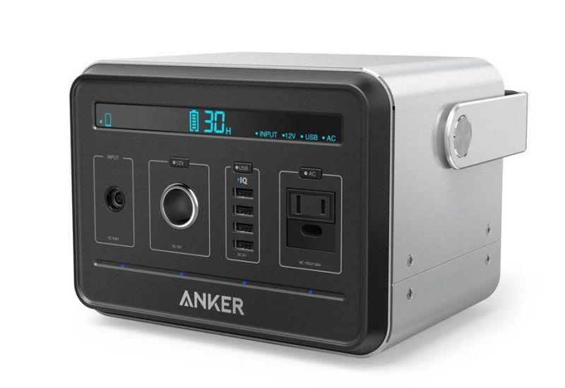 Anker-Powerhouse-400W-Solar-Generator