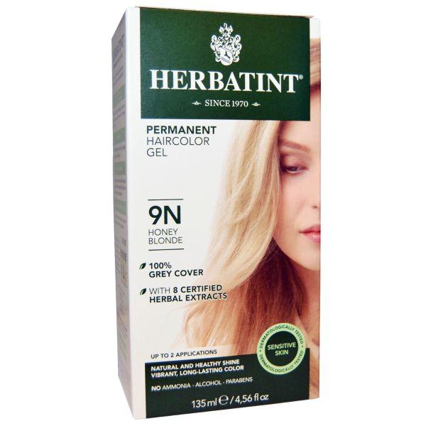 Herbatint Permanent Gel Haircolor