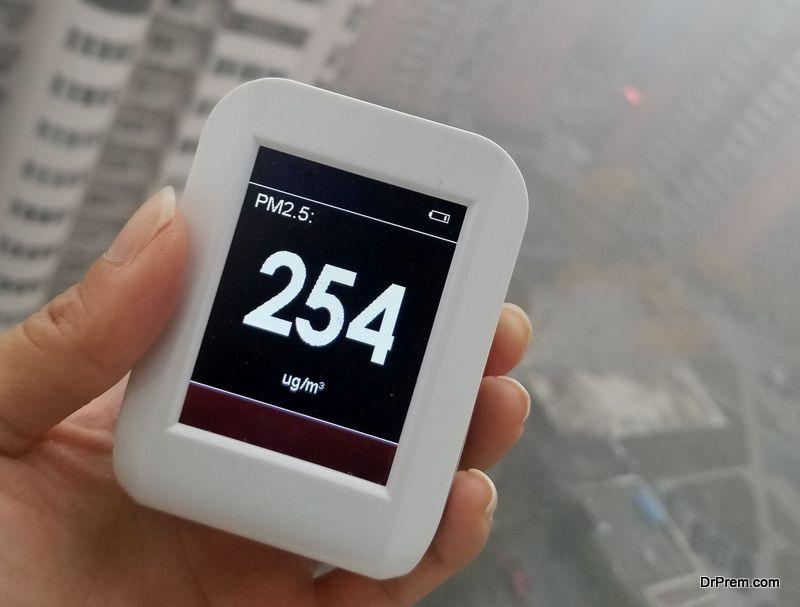 air quality data