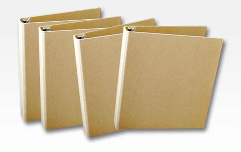 Cardboard Binders