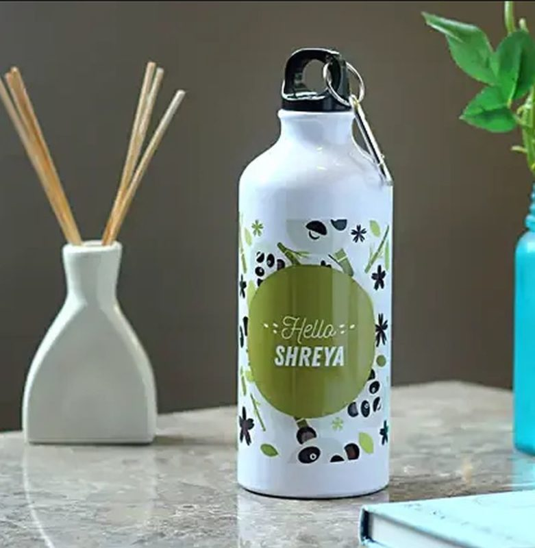 Non-plastic Water Bottles