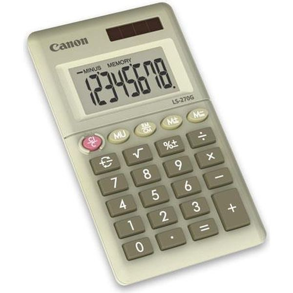 Recycled Calculators