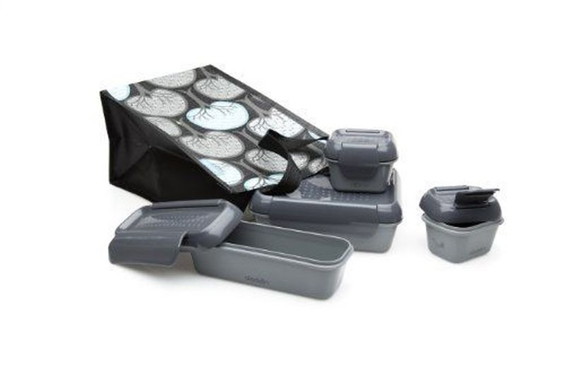 Recycled Lunch Set