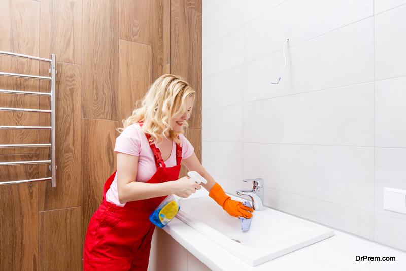 Buy cleaning products which are certified by EPA
