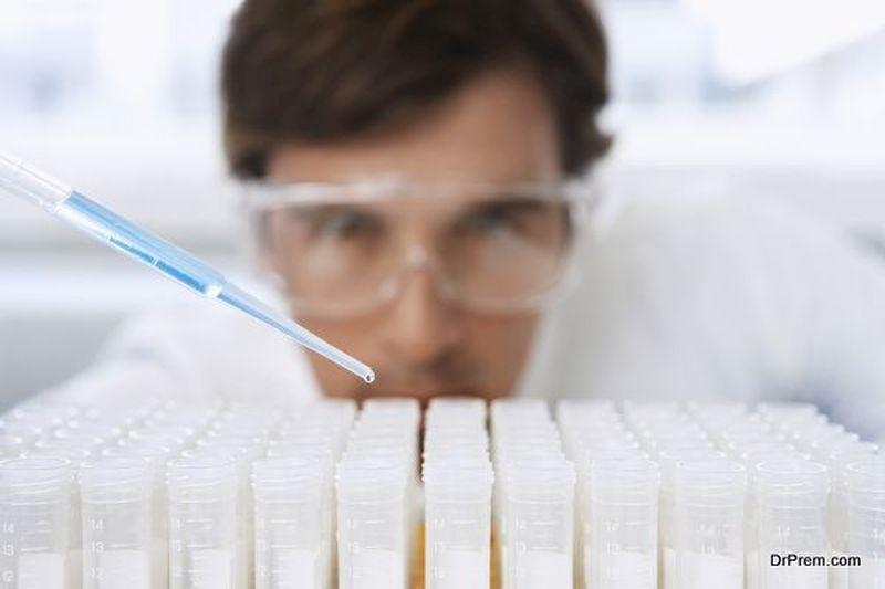 specialized laboratory