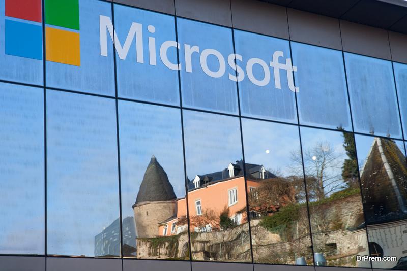 Microsoft translating app