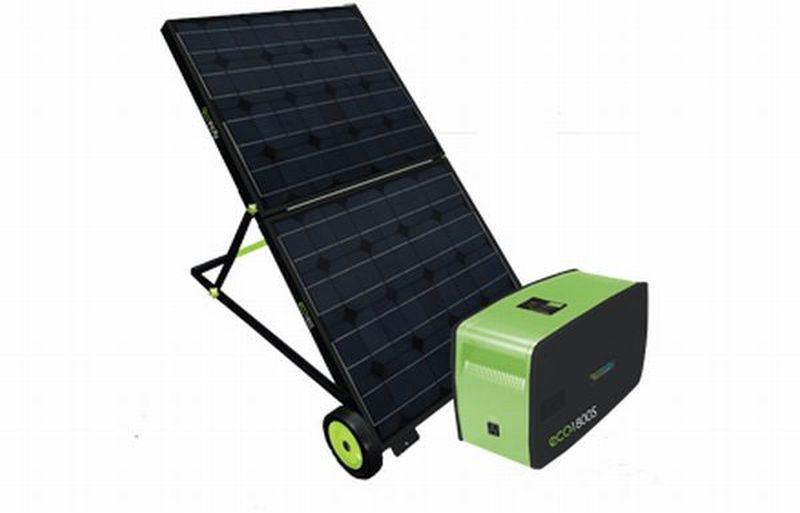 Ecotricity 1800 Watt solar generator