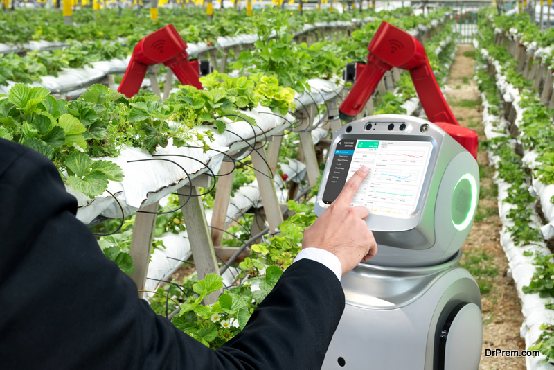 Farming in the future