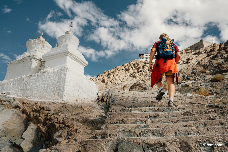Need for ecotourism in Ladakh