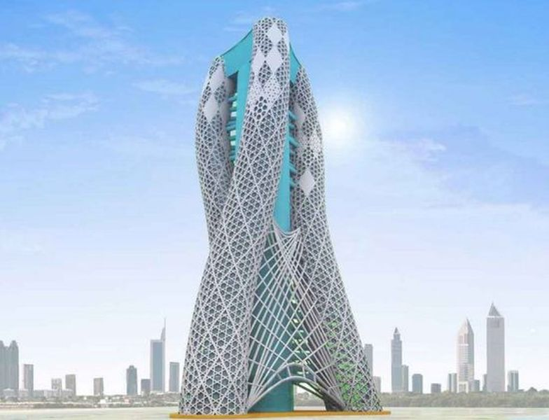 Oasis Tower for Zabeel Park