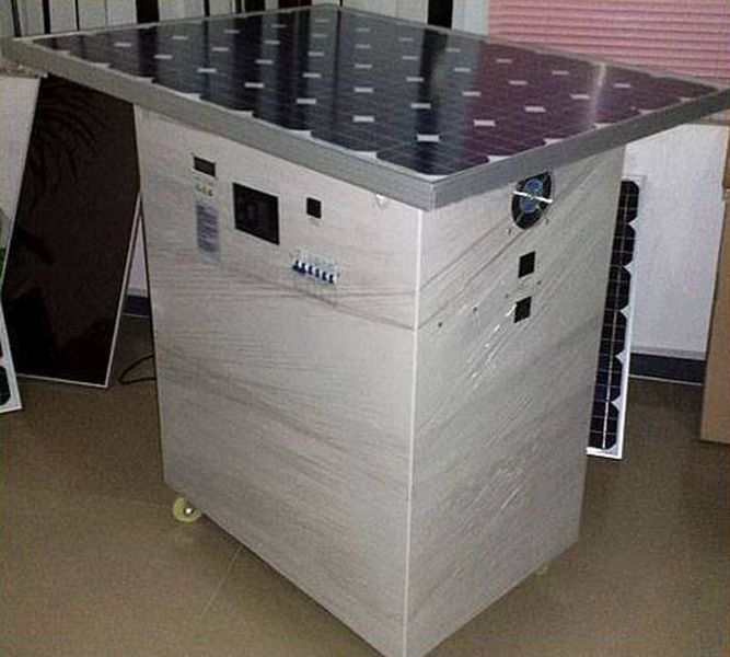 OuXiang International Limited solar generator
