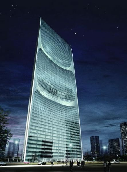 Pearl River Tower, China