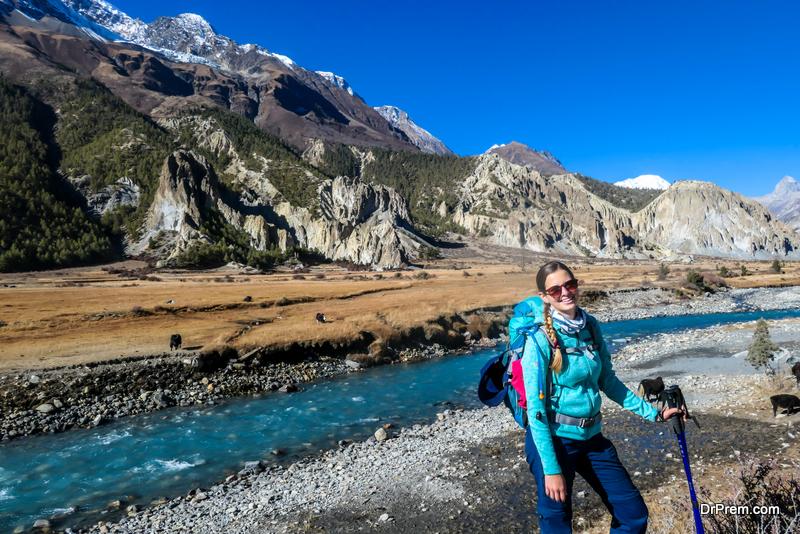 Reaching Ladakh