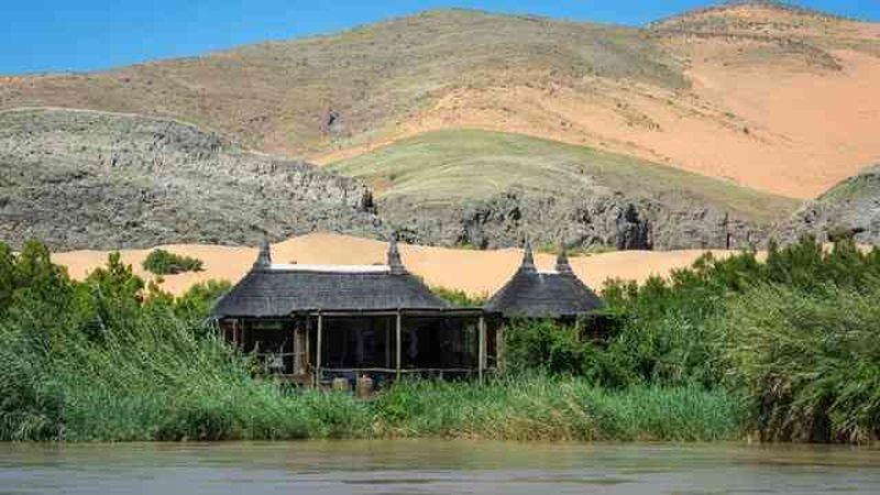 Serra Cafema, Kunene, Namibia