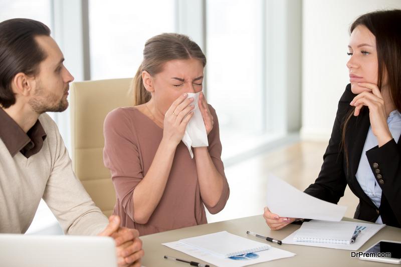 Sick-Employee