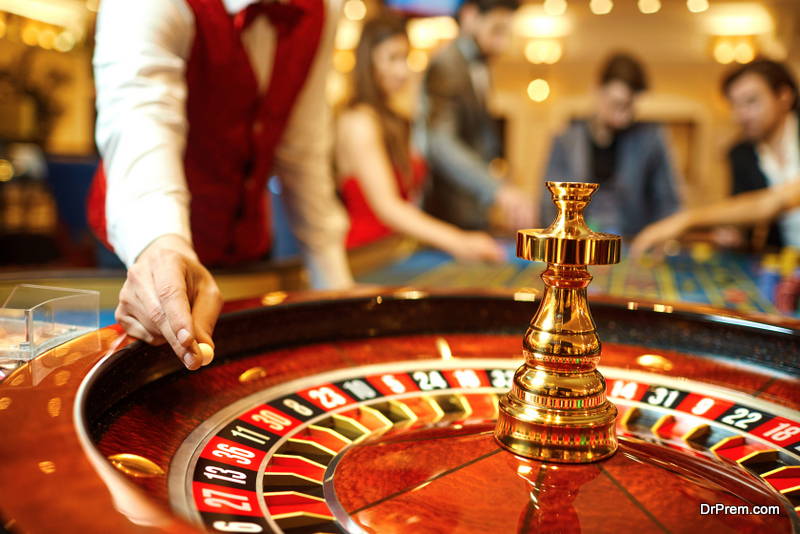 Environmentally-Friendly Casino