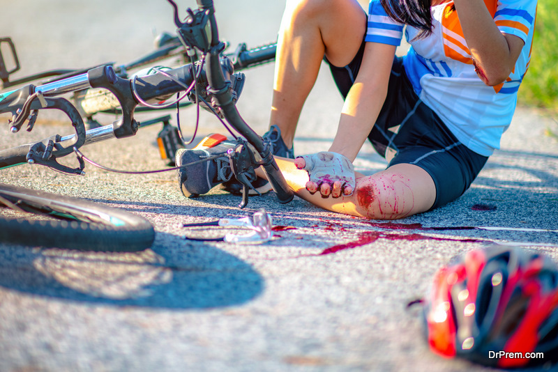 Common-Injuries-in-a-Bike-Accident