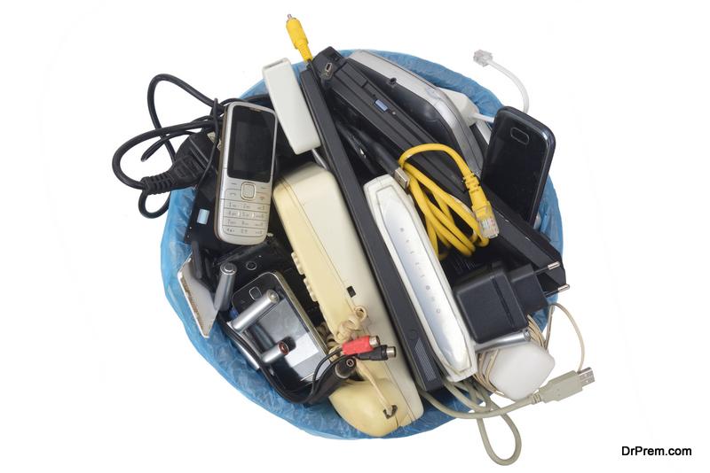 Don't Throw the e-waste
