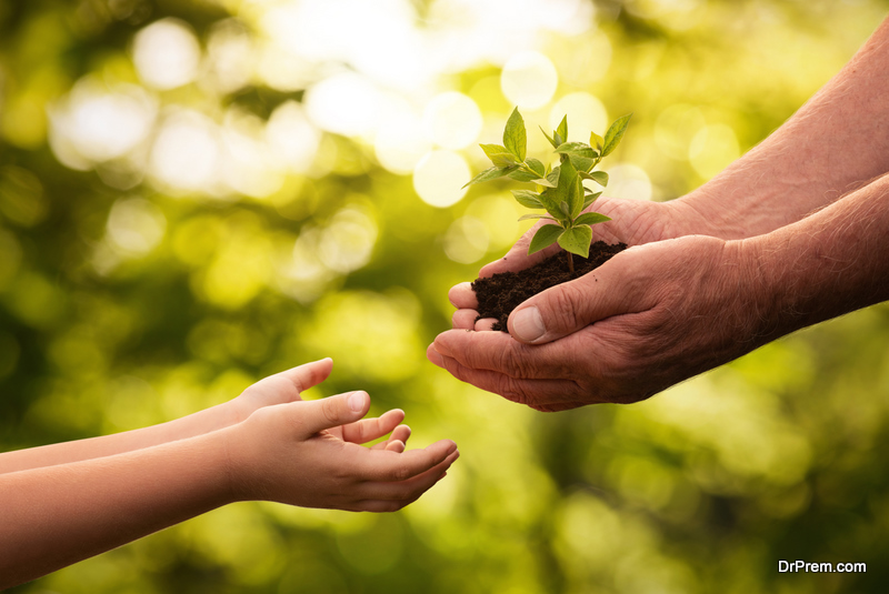Raise an Eco-friendly Child