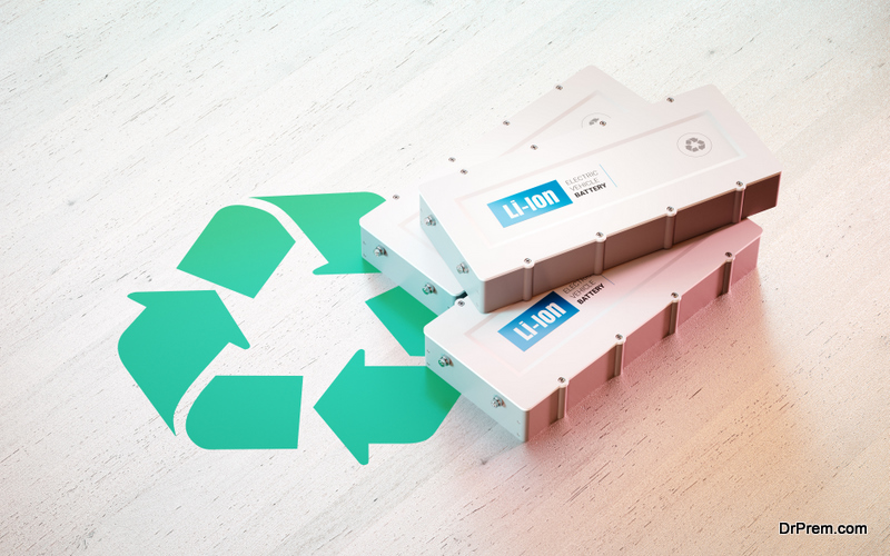 Recycle Waste Electronic Devices
