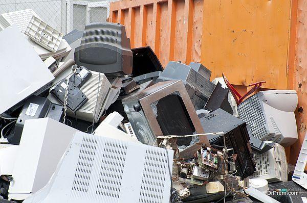 Shredding the E-Waste