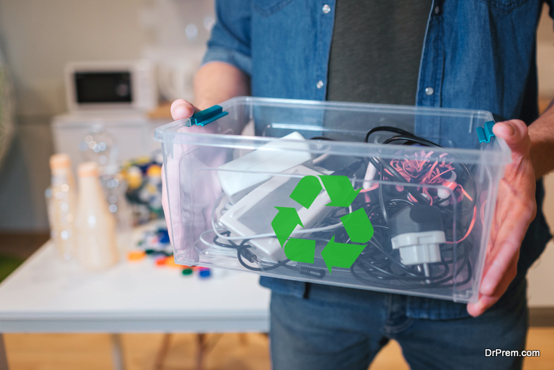 What to Do with Electronic Waste