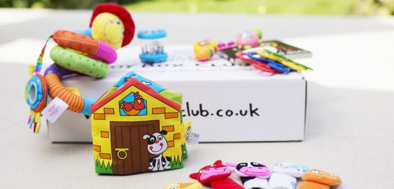 Toy Box Club subscription
