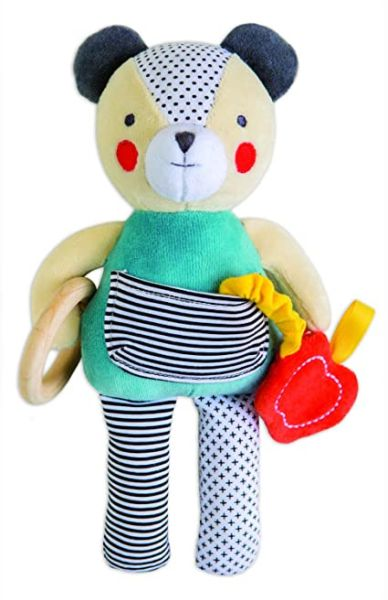 Toy bear organic from Wild and Wolf