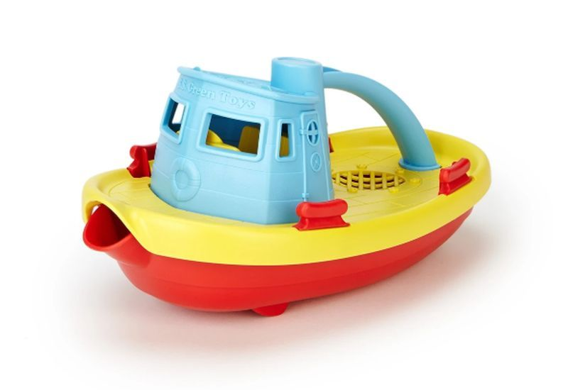 Tugboat from Green toys