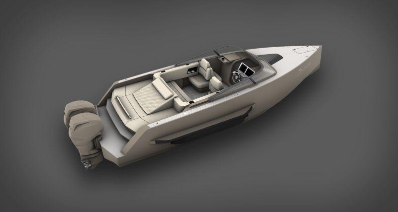Iguana Yachts Coupe