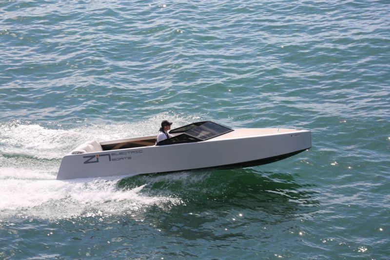 Zin Boats Z2R