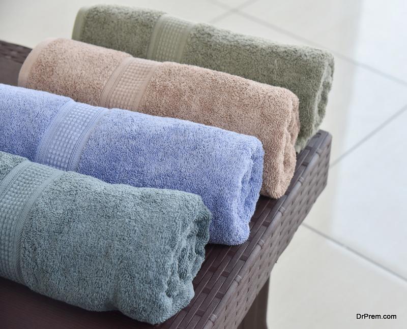 Bidet Towels