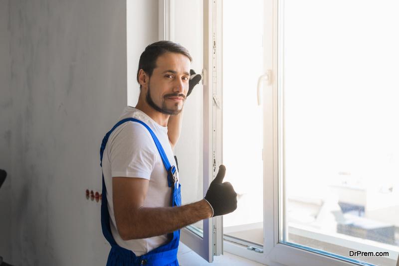 ENERGY-SAVING windows