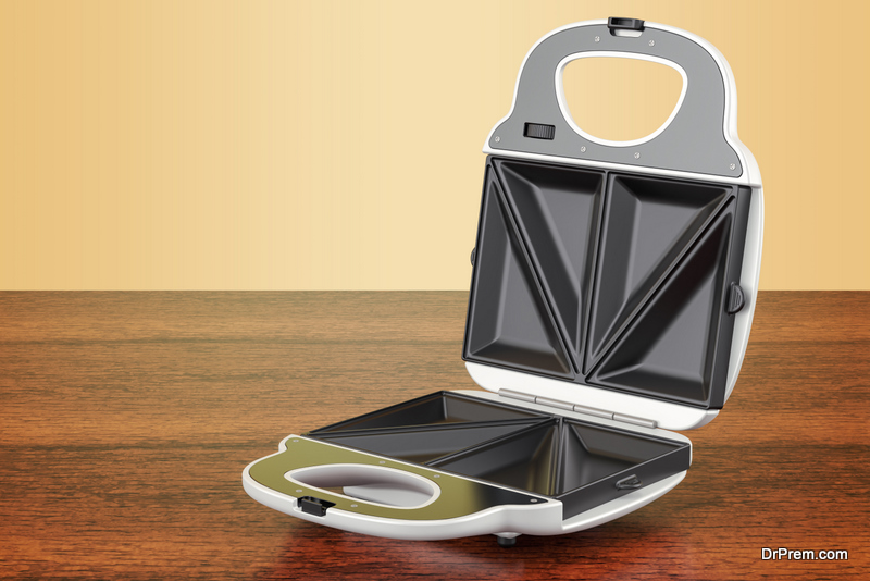 Mini Sandwich Maker